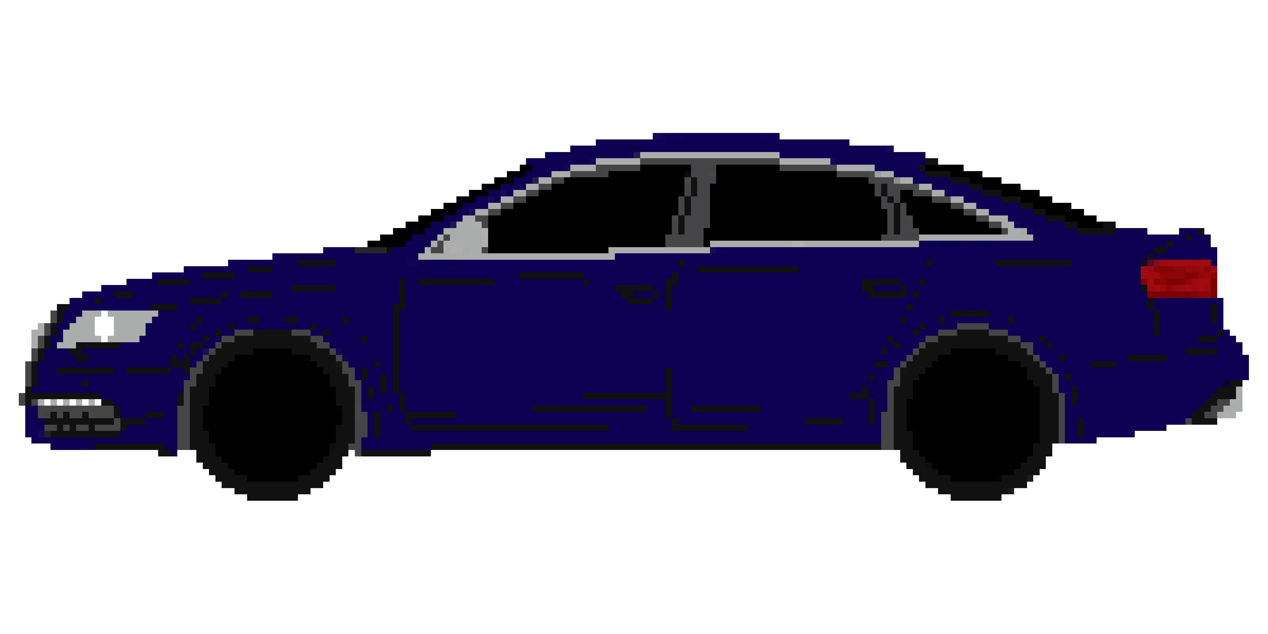 AudiS6Pixelated