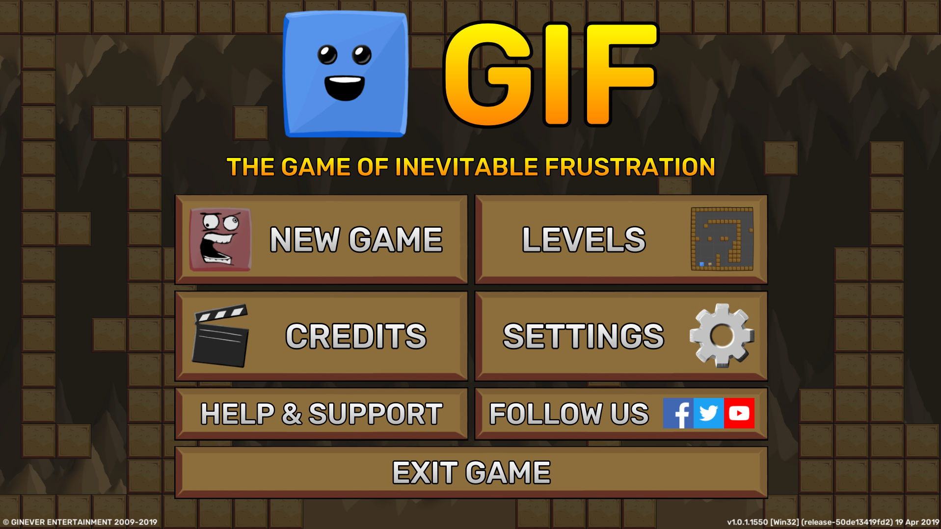 The Game of Inevitable Frustration
